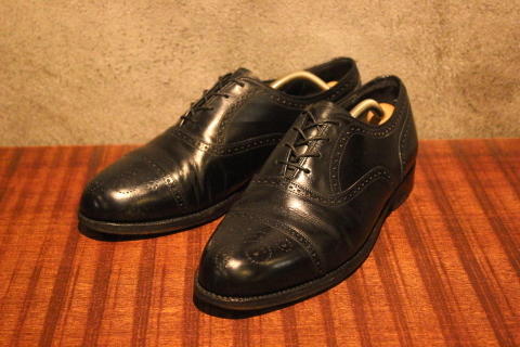 "「WORKERS」 ""3 PLY T, Slim\"" & 「Vintage Dress Shoes」 ご紹介_f0191324_07554541.jpg"