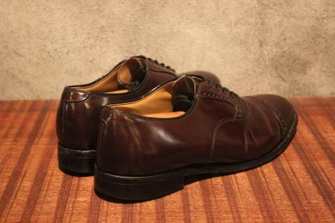 "「WORKERS」 \""3 PLY T, Slim\"" & 「Vintage Dress Shoes」 ご紹介_f0191324_07565646.jpg"