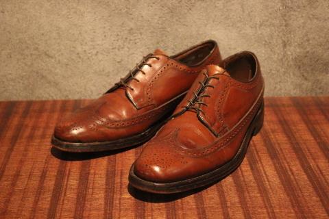 "「WORKERS」 \""3 PLY T, Slim\"" & 「Vintage Dress Shoes」 ご紹介_f0191324_07571569.jpg"
