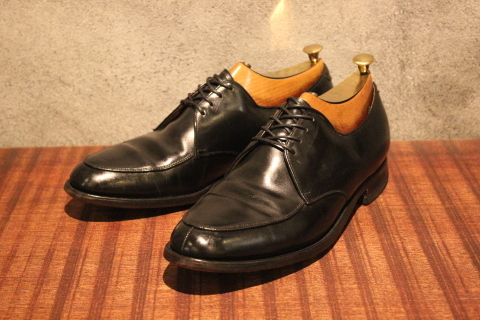 "「WORKERS」 ""3 PLY T, Slim\"" & 「Vintage Dress Shoes」 ご紹介_f0191324_07573938.jpg"