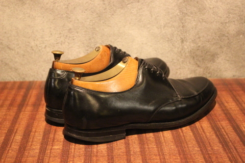 "「WORKERS」 ""3 PLY T, Slim\"" & 「Vintage Dress Shoes」 ご紹介_f0191324_07574458.jpg"