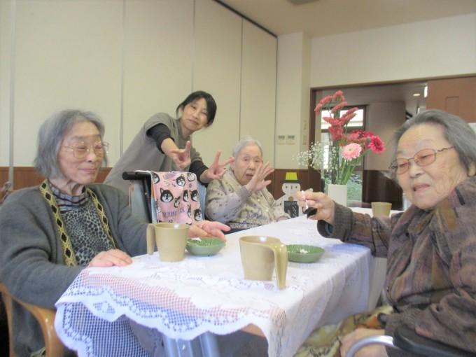1F 体操、喫茶(サン・ビレッジ夢前)_a0253834_09423455.jpg