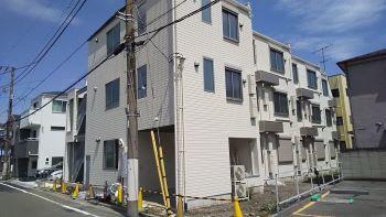 完工まであと少し! 新築アパート紹介します_c0146040_18350645.jpg