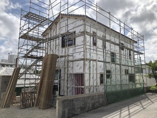 木造進捗状況_c0394067_16243548.jpg