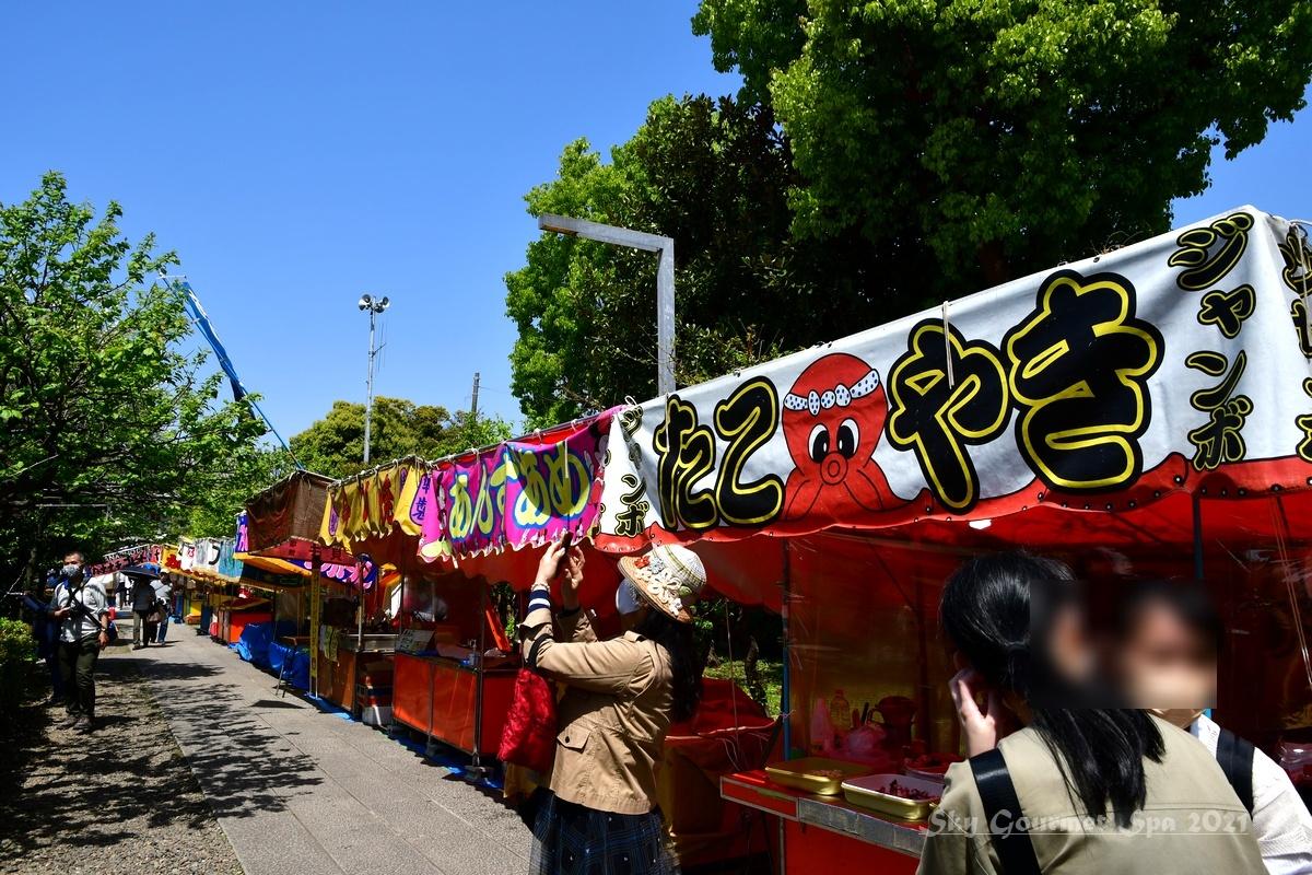 ◆ 亀戸天神「藤まつり」に行った日(2021年4月)_d0316868_10005284.jpg