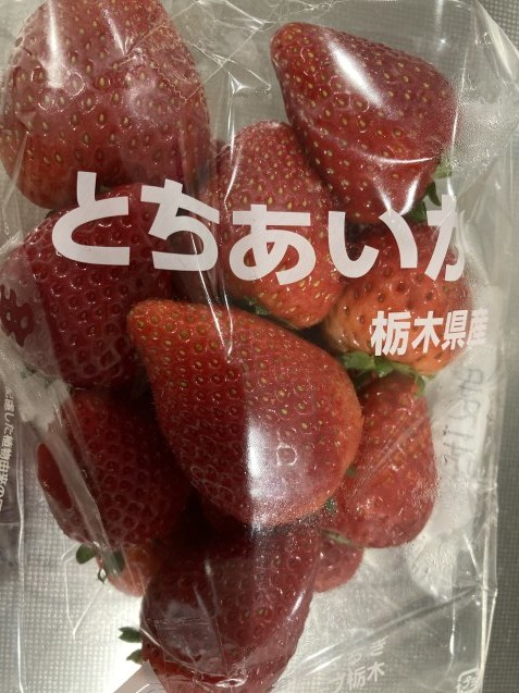 いちご / koba_d0135801_18210239.jpg