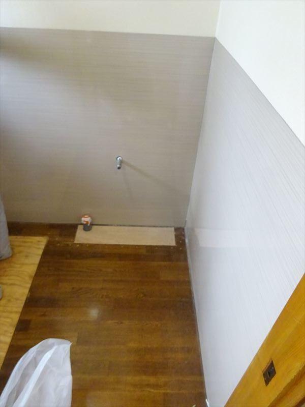 トイレのリフォーム工事_f0105112_05220046.jpg