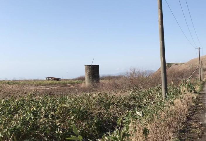 旧聚富海水浴場に残る廃屋群_d0007814_11145014.jpg