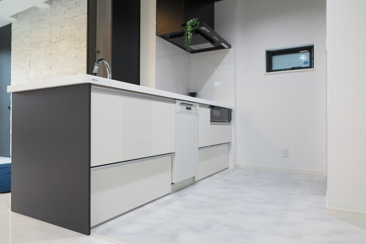 質実剛健なミーレ食器洗い機。★クリナップ取付事例_c0156359_10094924.jpg