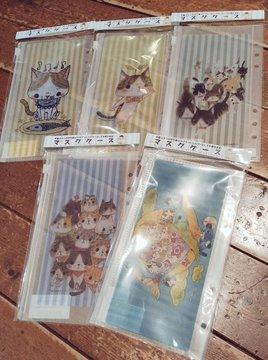 猫展 通販を開始します かわさきみなさん_d0322493_23364784.jpg
