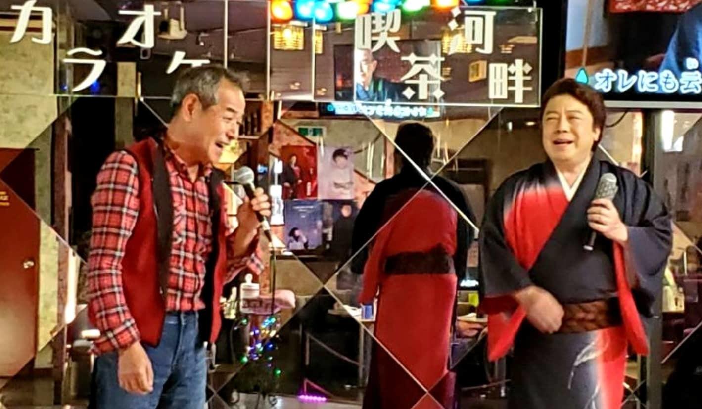 「秀治と涼子と陽の歌の旅」4月ロケ収録2日目_b0083801_06185385.jpg