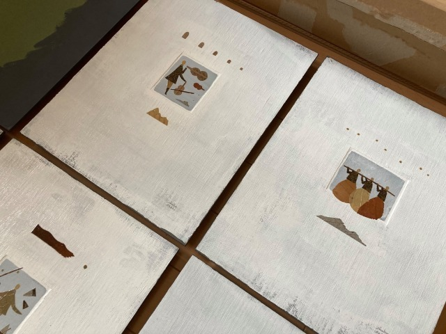 ① 2021 戸次祥子個展 shoko bekki solo exhibition [ 鉱物と稜線 ]延期のお知らせ_e0151902_07565140.jpg