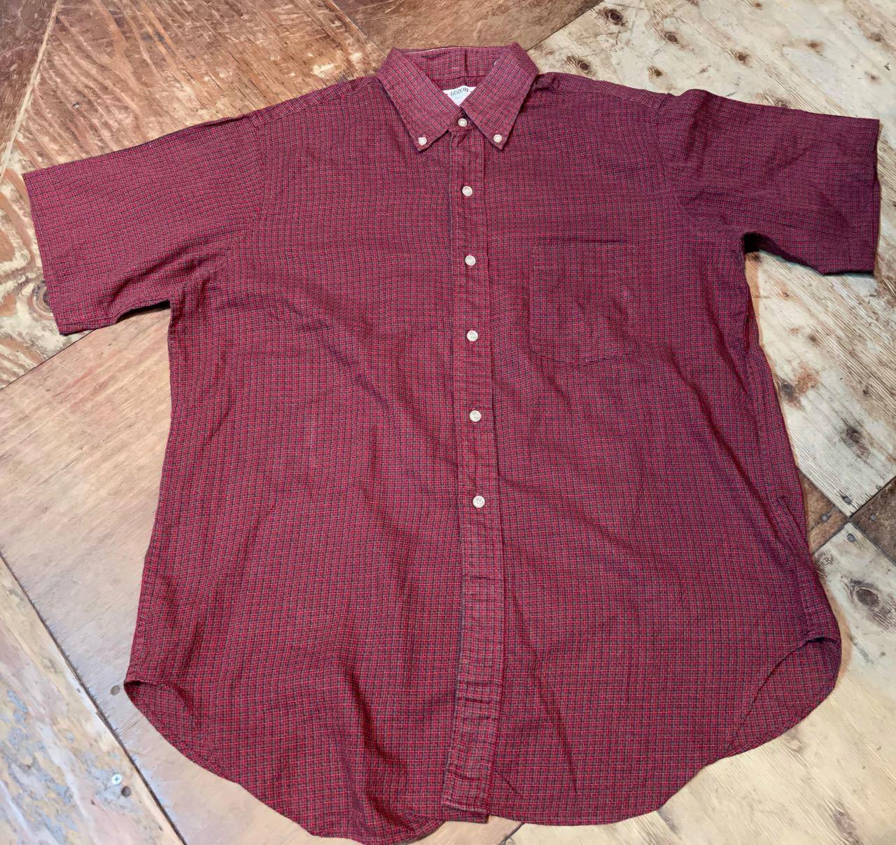 4月24日(土)入荷!60s all cotton  ARROW  B.D shirts /ボタンダウンシャツ _c0144020_14513691.jpg