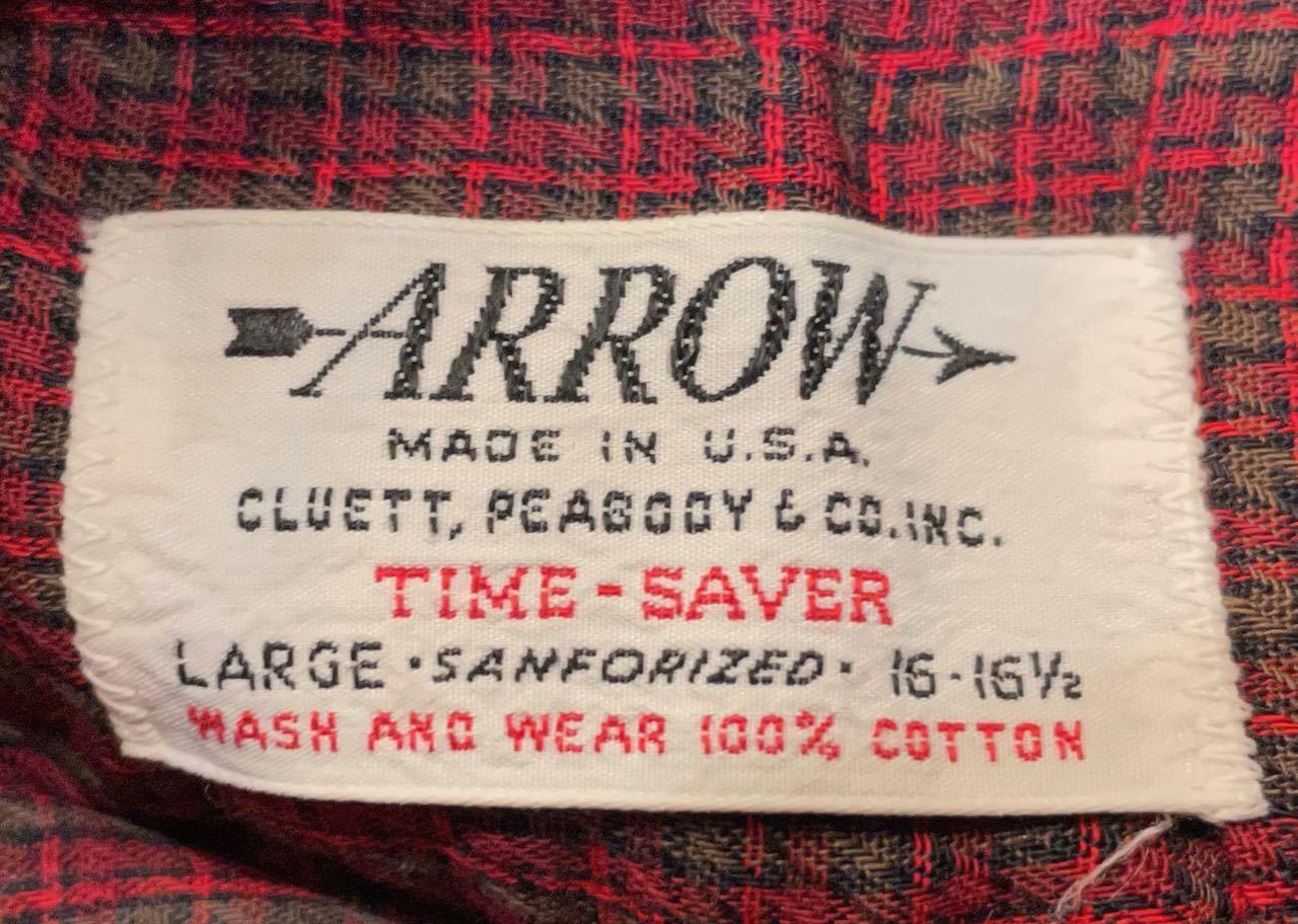 4月24日(土)入荷!60s all cotton  ARROW  B.D shirts /ボタンダウンシャツ _c0144020_14515190.jpg