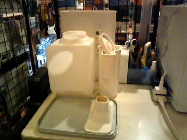 加湿器の掃除_c0217678_17282416.jpg