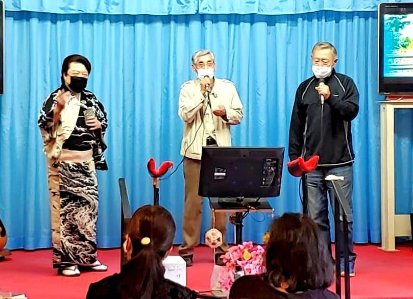 「秀治と涼子と陽の歌の旅」4月ロケ収録3日目_b0083801_00500808.jpg
