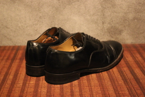 週末入荷情報 & 「Vintage Dress Shoes」 ご紹介_f0191324_08395548.jpg