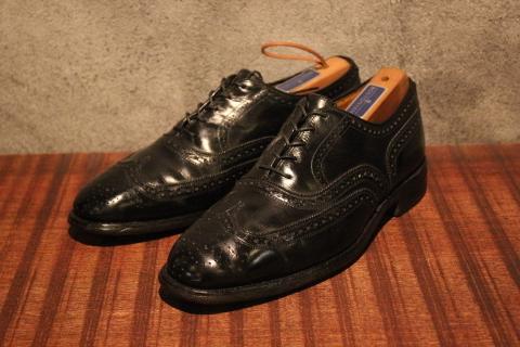 週末入荷情報 & 「Vintage Dress Shoes」 ご紹介_f0191324_08404600.jpg