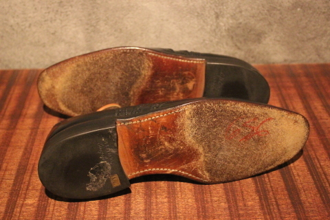 週末入荷情報 & 「Vintage Dress Shoes」 ご紹介_f0191324_08410046.jpg