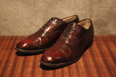 週末入荷情報 & 「Vintage Dress Shoes」 ご紹介_f0191324_08411378.jpg