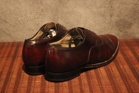 週末入荷情報 & 「Vintage Dress Shoes」 ご紹介_f0191324_08411895.jpg