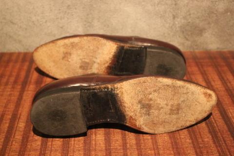 週末入荷情報 & 「Vintage Dress Shoes」 ご紹介_f0191324_08412406.jpg