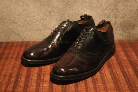 週末入荷情報 & 「Vintage Dress Shoes」 ご紹介_f0191324_08415829.jpg