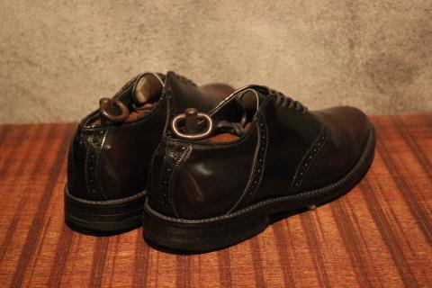 週末入荷情報 & 「Vintage Dress Shoes」 ご紹介_f0191324_08420587.jpg