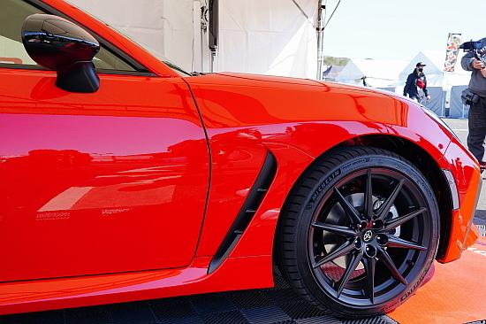 2021 SUPER GT開幕戦(岡山・予選)を生観戦&新型GR86・BRZ初目撃_f0037227_21202705.jpg
