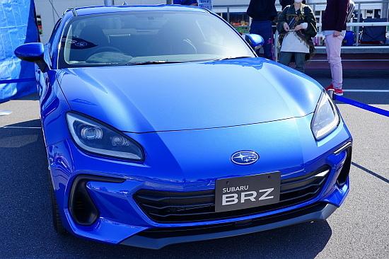 2021 SUPER GT開幕戦(岡山・予選)を生観戦&新型GR86・BRZ初目撃_f0037227_21204230.jpg