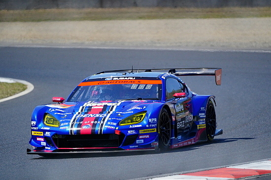 2021 SUPER GT開幕戦(岡山・予選)を生観戦&新型GR86・BRZ初目撃_f0037227_21213086.jpg