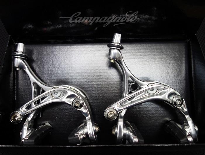 Campagnolo スケルトン デュアル ブレーキ 今なら新品購入可能!_b0225442_12494356.jpg