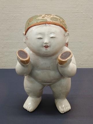 紙鳶洞(しえんどう)コレクション「日本人形の美」_f0168873_11384191.jpg