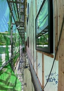 外壁下地_c0039501_11410566.jpg