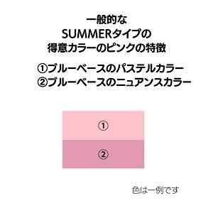 パーソナルカラー【SUMMERさん】、絶対読んで~!!_f0249610_13153915.jpg