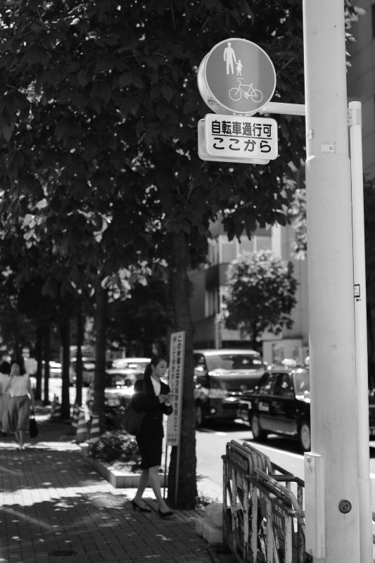 Tokyo Snap 86 銀座マロニエ通り_b0224616_17054860.jpg