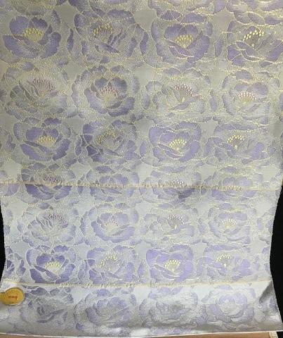 紫のコーディネイト・伊と幸色無地+まいづる九寸。_f0181251_17323496.jpg