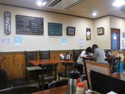 京都・西陣「キッチンパパ」へ行く。_f0232060_16034967.jpg