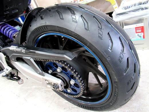 ミシュランのスポーツタイヤ POWER5 インプレッション_b0163075_18483105.jpg