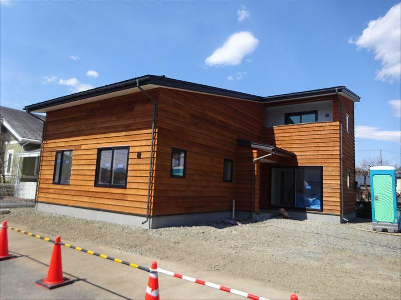 加賀野の住宅 大工工事 進行中!_f0105112_04442678.jpg