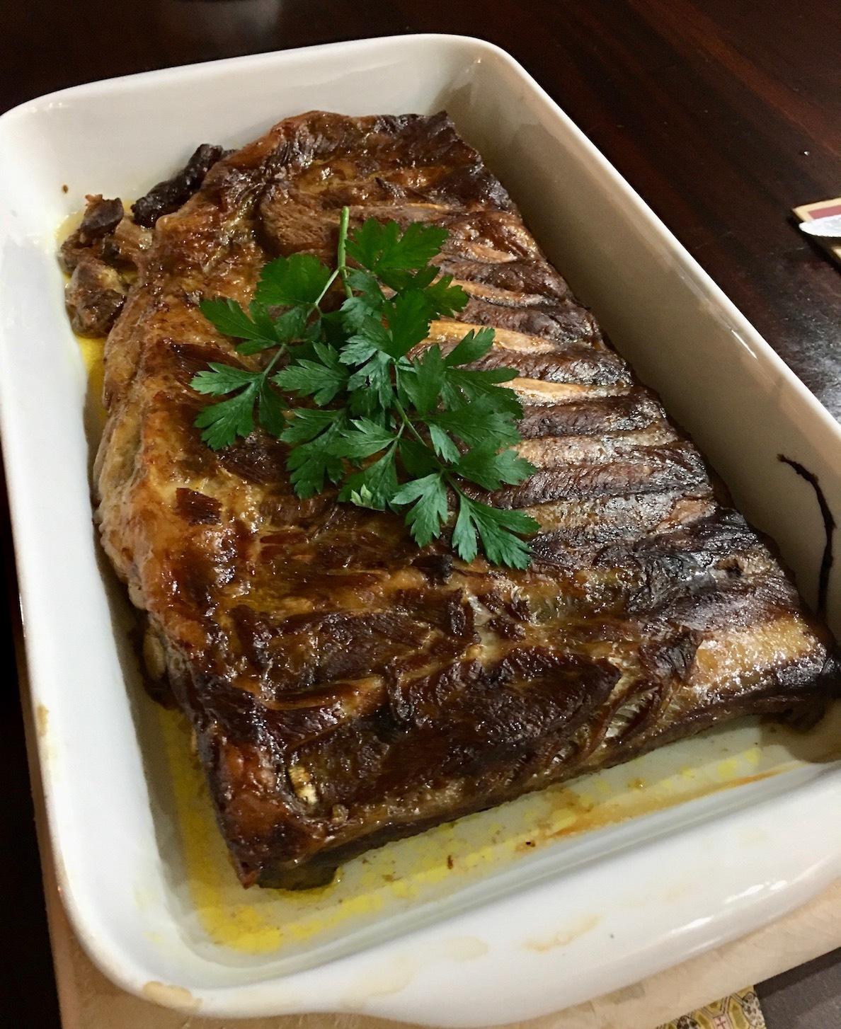 お肉の週、歩いては食べる/  We Were Meat Eaters Last Week_e0310424_18193268.jpg