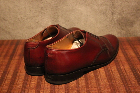 """「orSlow」 \""""PULLOVER SHIRTS\"""" & 「Vintage Dress Shoes」 ご紹介_f0191324_08415568.jpg"""