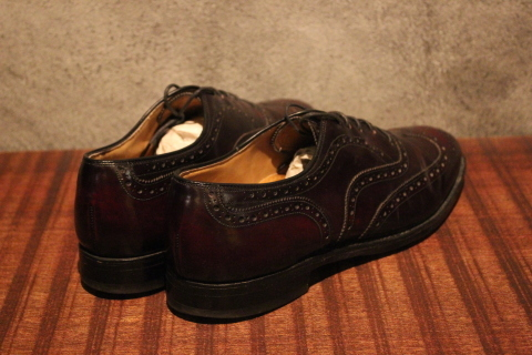 """「orSlow」 \""""PULLOVER SHIRTS\"""" & 「Vintage Dress Shoes」 ご紹介_f0191324_08422199.jpg"""