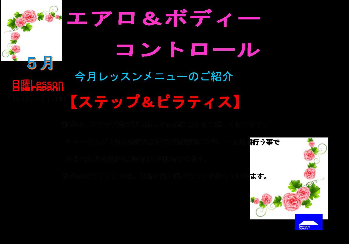 5月のエアロ&ボディーコントロールのお知らせ_d0180431_14321014.png