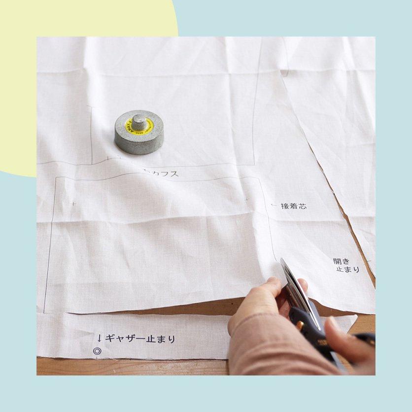 nunocotoさんにて、「はじめての大人の白シャツ」パターン監修させていただきました。_d0227246_15303749.jpg
