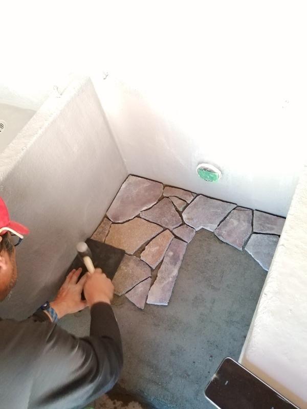 お風呂作り(浴槽の床作り編)_d0180447_20594911.jpg