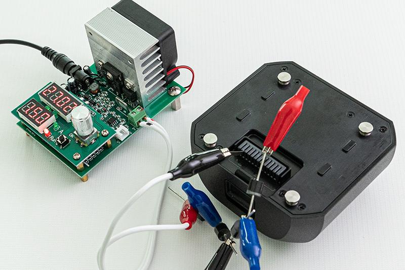 2021/04/26 強引にAD600Pro用バッテリーの容量を測定する!_b0171364_10354245.jpg