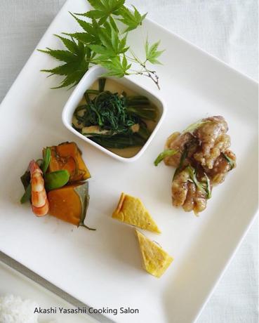 【レシピリスト2品追加】お弁当とプレート盛り_f0361692_10145831.jpg