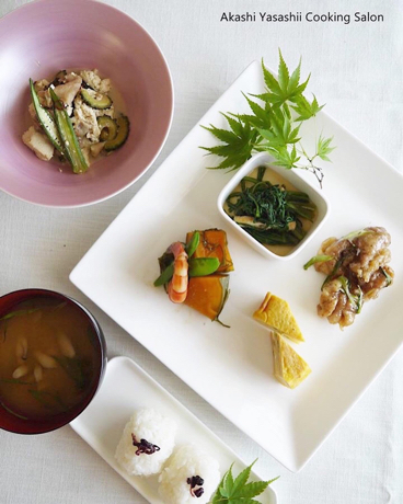 【レシピリスト2品追加】お弁当とプレート盛り_f0361692_10145862.jpg
