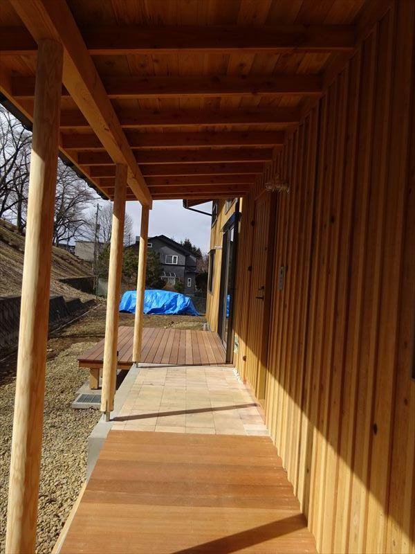 「黒石野の住宅」 完成写真①_f0105112_04324549.jpg